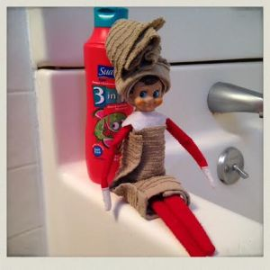 elf-shower