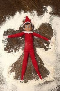 elf-snow-angel