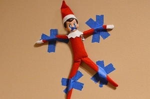 elf-taped