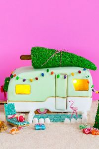 gingerbread-camper