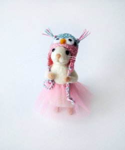 mouse-felted